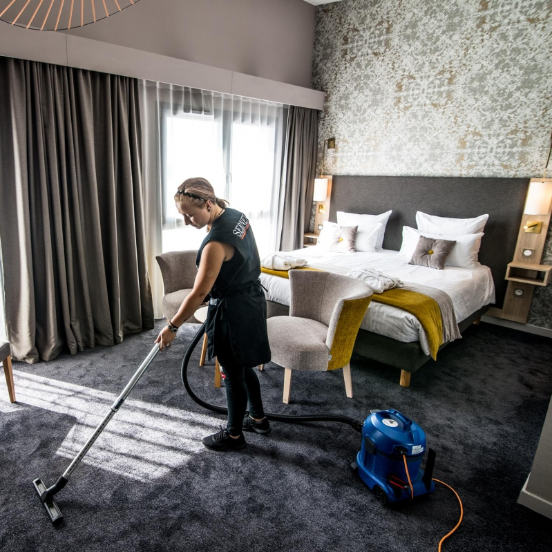 Nettoyage hôtels – Nettoyage professionnel – Sernet