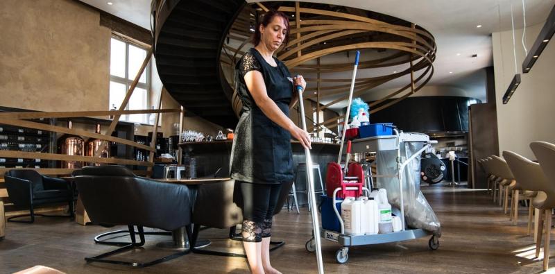 Nettoyage Restaurants – Nettoyage professionnel – Sernet