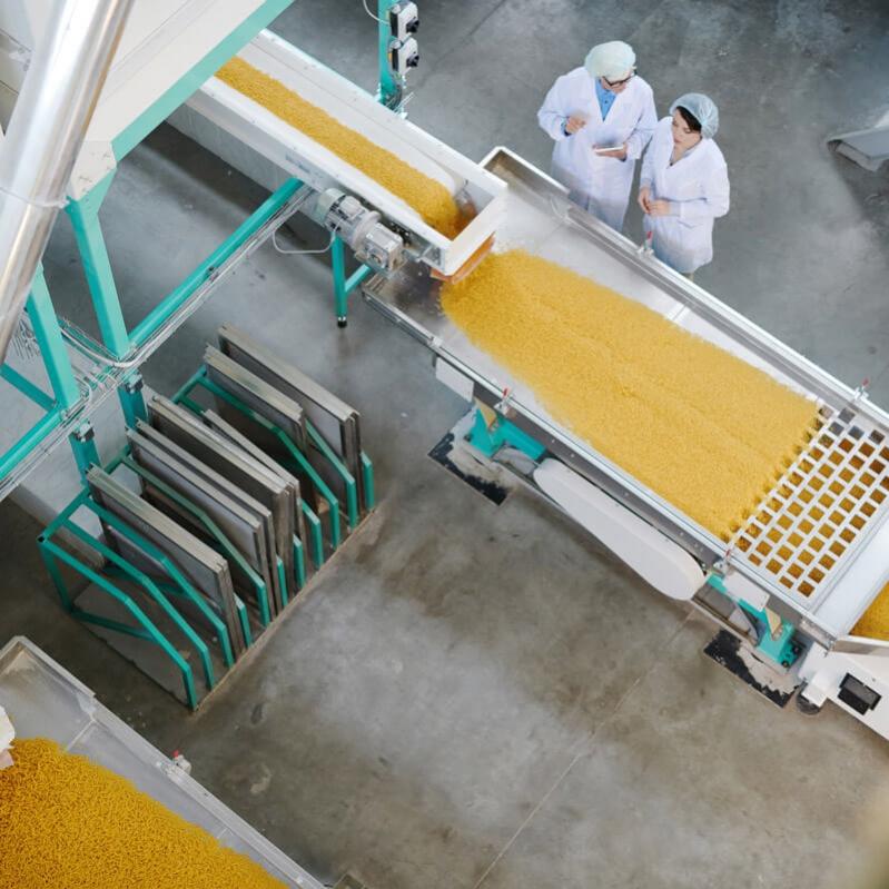 Nettoyage sites agroalimentaires – nettoyage industriel – Sernet